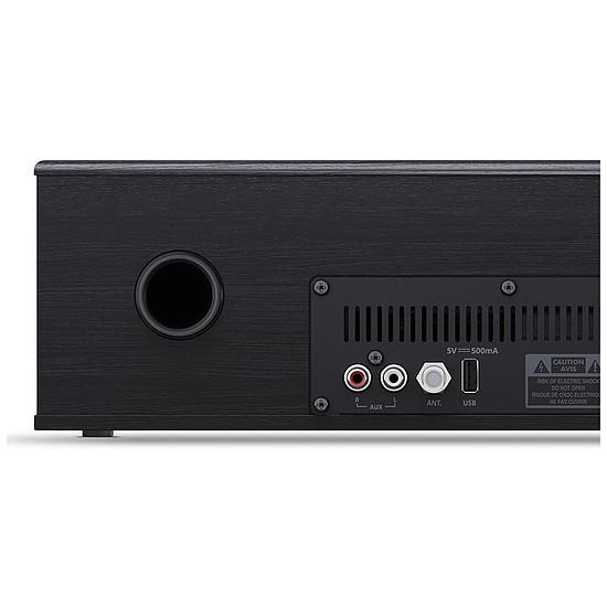 Mini-chaine Sharp XL-B715D Noir - Autre vue