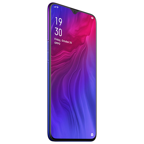 Smartphone et téléphone mobile Oppo Reno Z (violet) - 128 Go - 4 Go