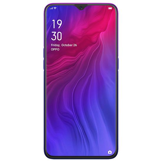 Smartphone et téléphone mobile Oppo Reno Z (violet) - 128 Go - 4 Go - Autre vue