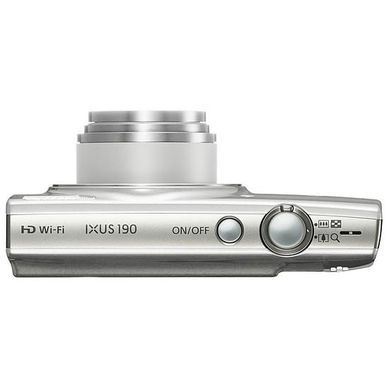 Appareil photo compact ou bridge Canon IXUS 190 Argent - Autre vue