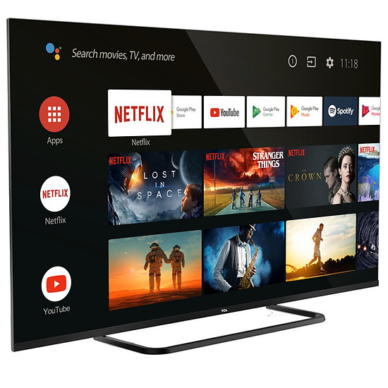 TV TCL 55EP682 - TV 4K UHD HDR - 139 cm - Autre vue
