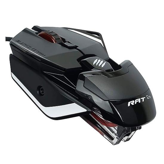 Souris PC Mad Catz R.A.T.2+ - Noir - Autre vue