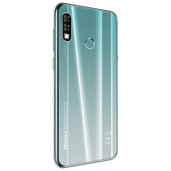 Smartphone et téléphone mobile Hisense Infinity H30 (vert) - 64 Go - 4 Go - Autre vue