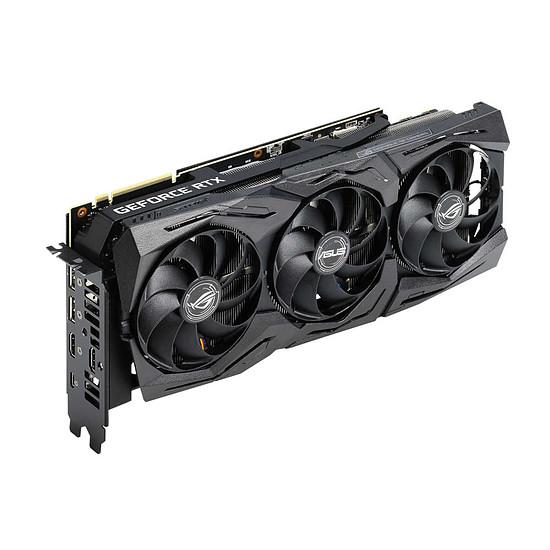 Carte graphique Asus GeForce RTX 2070 SUPER ROG STRIX A8G - Autre vue