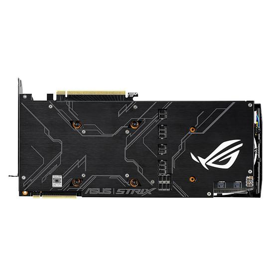 Carte graphique Asus GeForce RTX 2070 SUPER ROG STRIX - Autre vue