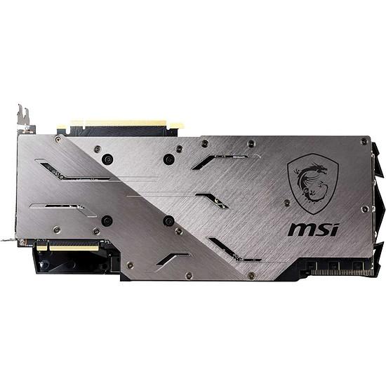 Carte graphique MSI GeForce RTX 2070 SUPER Gaming X TRIO - Autre vue