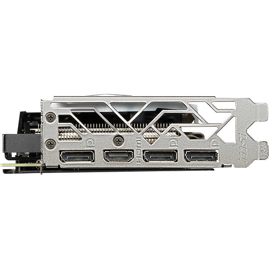 Carte graphique MSI GeForce RTX 2060 SUPER Armor OC - Autre vue