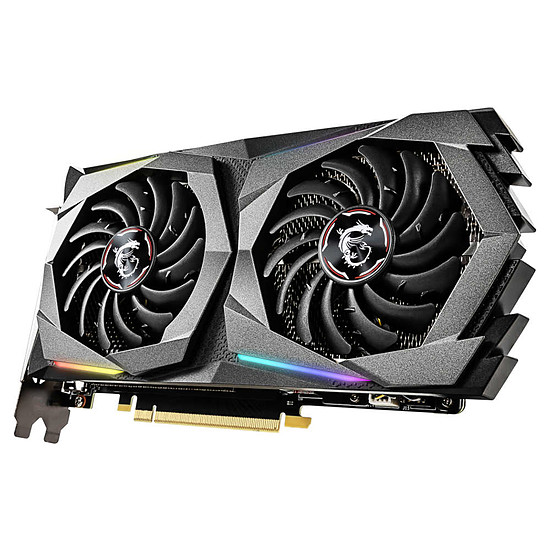 Carte graphique MSI GeForce RTX 2060 SUPER Gaming X - Autre vue