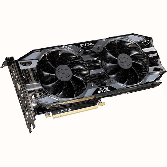 Carte graphique EVGA GeForce RTX 2060 SUPER XC - Autre vue