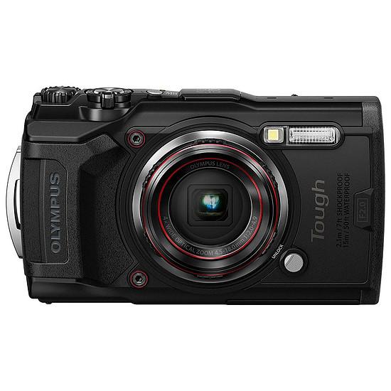 Appareil photo compact ou bridge Olympus TG-6 Noir