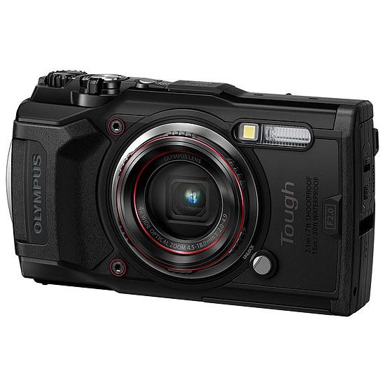 Appareil photo compact ou bridge Olympus TG-6 Noir - Autre vue