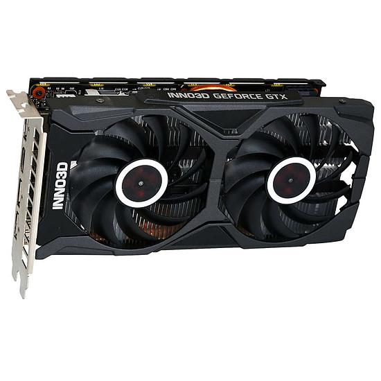 Carte graphique Inno3D GeForce RTX 2060 SUPER Twin X2 OC - Autre vue