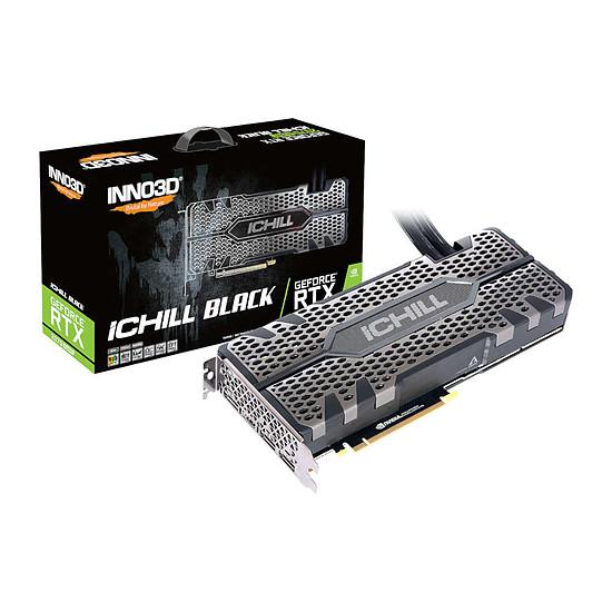 Carte graphique Inno3D GeForce RTX 2070 SUPER iCHILL BLACK