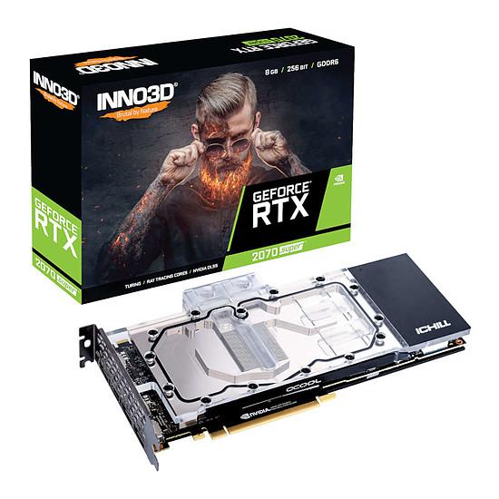 Carte graphique Inno3D GeForce RTX 2070 SUPER iCHILL Frostbite