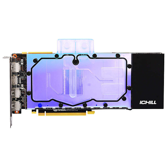 Carte graphique Inno3D GeForce RTX 2070 SUPER iCHILL Frostbite - Autre vue