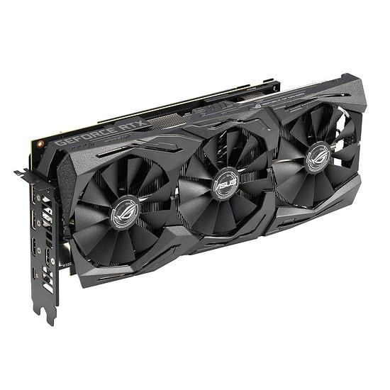Carte graphique Asus GeForce RTX 2060 SUPER ROG STRIX A8G - Autre vue