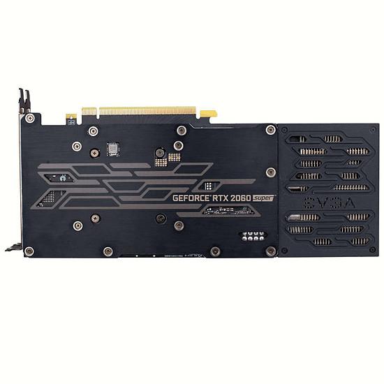 Carte graphique EVGA GeForce RTX 2060 SUPER SC Ultra - Autre vue