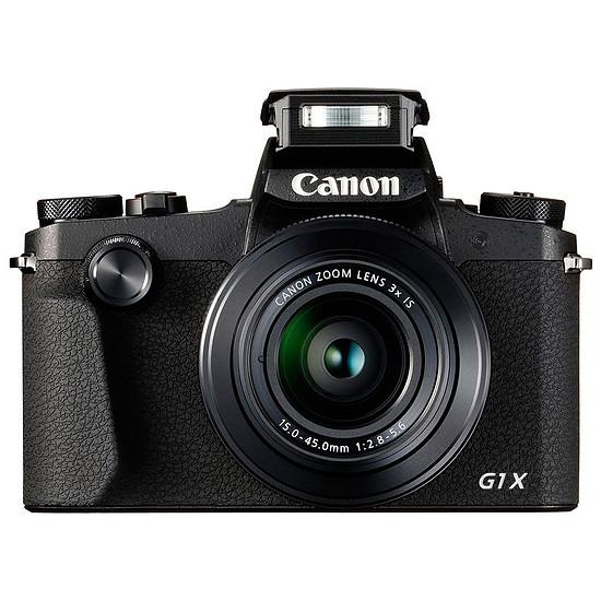 Appareil photo compact ou bridge Canon PowerShot G1 X Mark III Noir