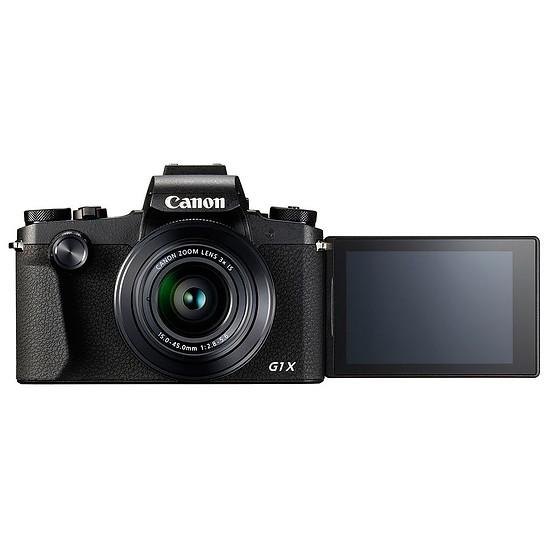 Appareil photo compact ou bridge Canon PowerShot G1 X Mark III Noir - Autre vue