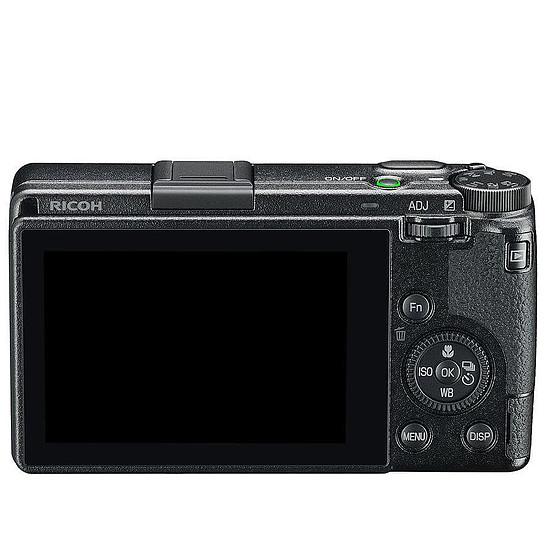 Appareil photo compact ou bridge Ricoh GR III + Carte SD Kingston 16 GO + Lowepro m-Trekker HP 120 Noir - Autre vue