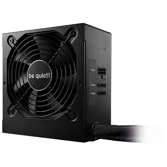 Alimentation PC Be Quiet System Power 9 CM - 400W - Bronze
