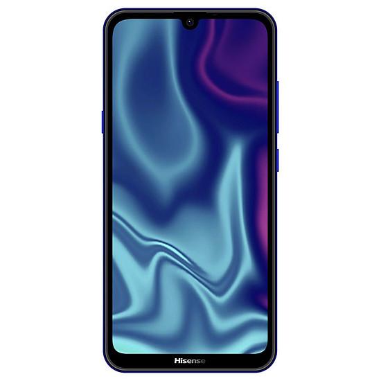 Smartphone et téléphone mobile Hisense Infinity H30 Lite (violet) - 32 Go - 3 Go - Autre vue