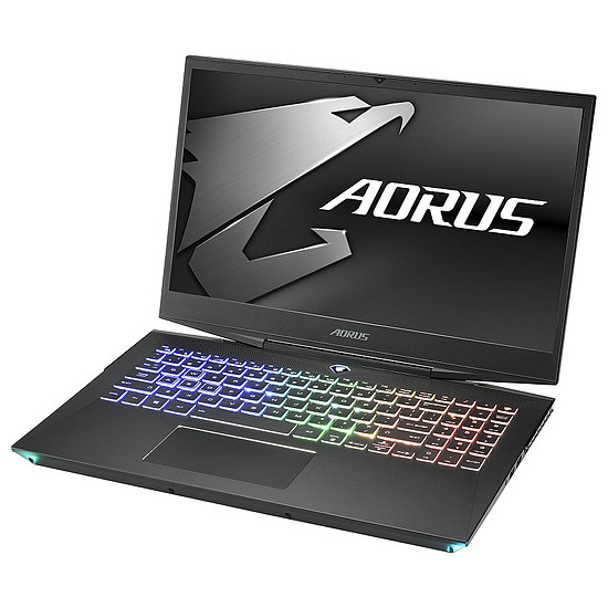 PC portable AORUS 15 X9-7FR0250W - Autre vue