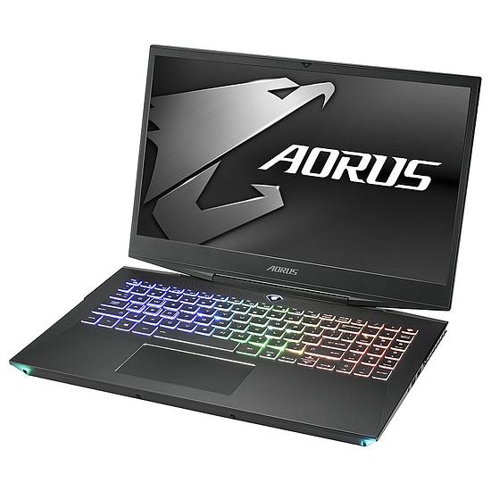 PC portable AORUS 15 WA-7FR0252W - Autre vue