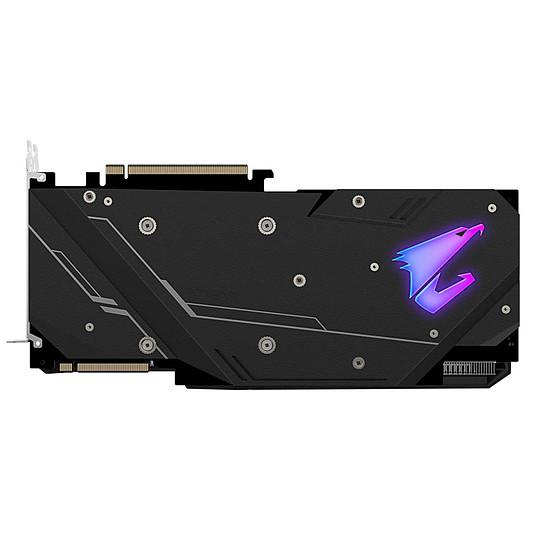 Carte graphique Gigabyte Aorus GeForce RTX 2080 SUPER 8G - Autre vue
