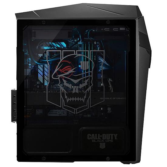 PC de bureau ASUS ROG G12CM-C-FR017T Edition Call of Duty Black OPS IV - Autre vue