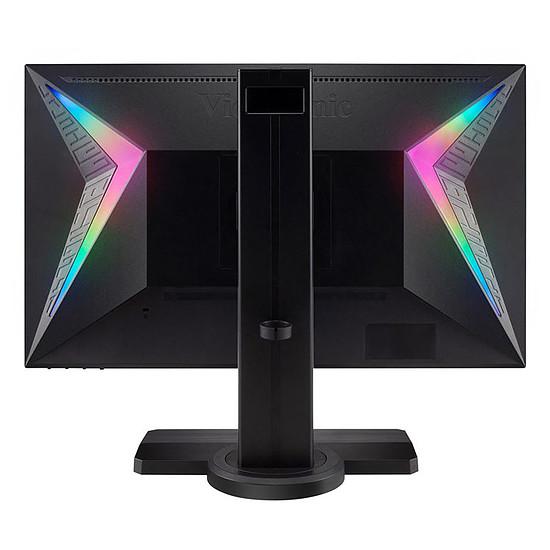 Écran PC ViewSonic XG240R - Autre vue