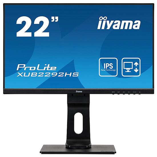 Écran PC Iiyama ProLite XUB2292HS-B1