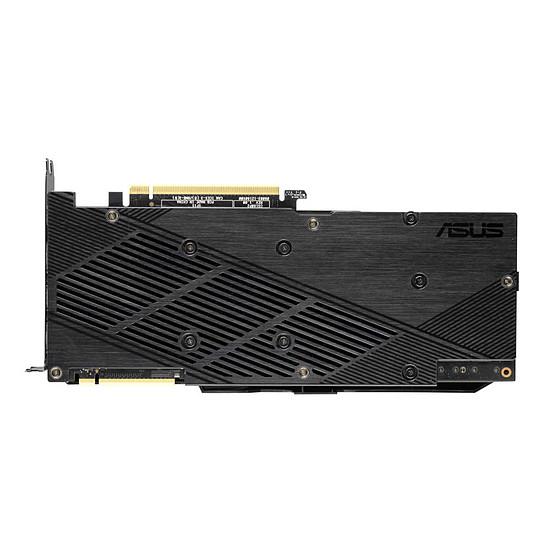 Carte graphique Asus GeForce RTX 2080 SUPER Dual OC EVO - Autre vue