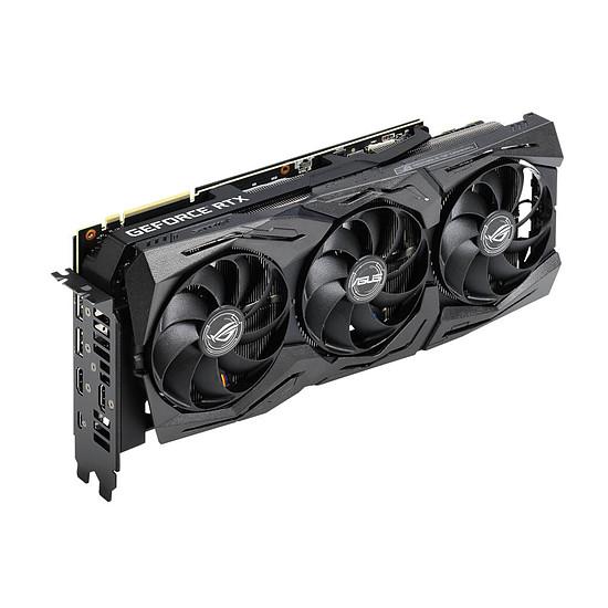 Carte graphique Asus GeForce RTX 2080 SUPER ROG STRIX A8G - Autre vue