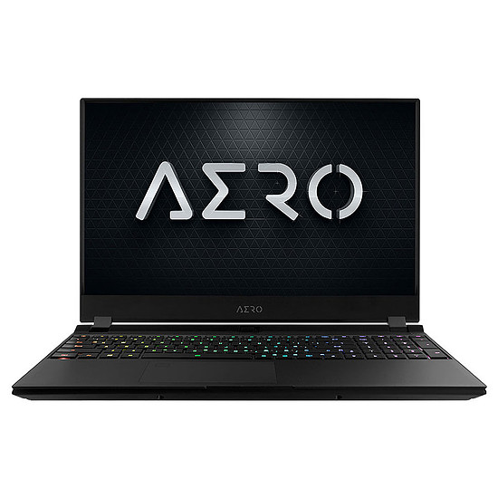 PC portable Gigabyte Aero 15 OLED XB-8FR51B0SP - Autre vue