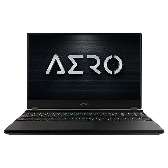 PC portable Gigabyte Aero 15 OLED KB-8FR5130SP - Autre vue