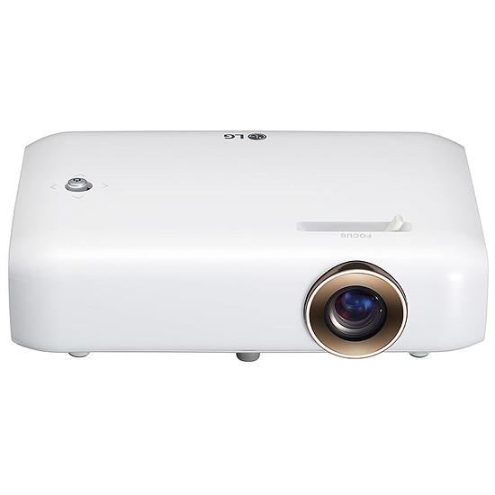 Vidéoprojecteur LG Minibeam PH550G - DLP LED HD - 550 Lumens