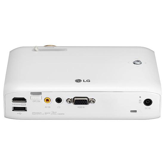 Vidéoprojecteur LG Minibeam PH550G - DLP LED HD - 550 Lumens - Autre vue