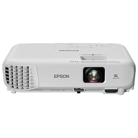 Vidéoprojecteur Epson EB-X05 - Tri-LCD XGA - 3300 Lumens