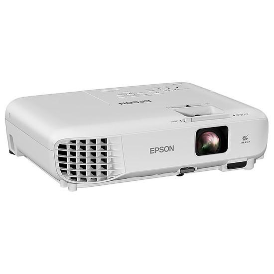 Vidéoprojecteur Epson EB-X05 - Tri-LCD XGA - 3300 Lumens - Autre vue