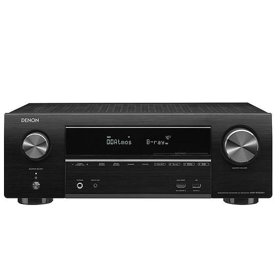 Ampli Home-Cinéma Denon AVR-X1600H