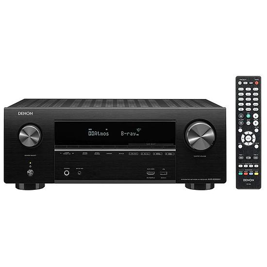 Ampli Home-Cinéma Denon AVR-X2600H Noir