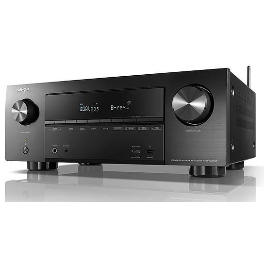 Ampli Home-Cinéma Denon AVR-X2600H Noir - Autre vue