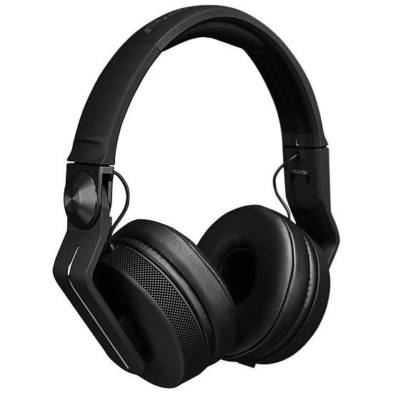 Casque Audio Pioneer DJ HDJ-700 Noir - Casque audio