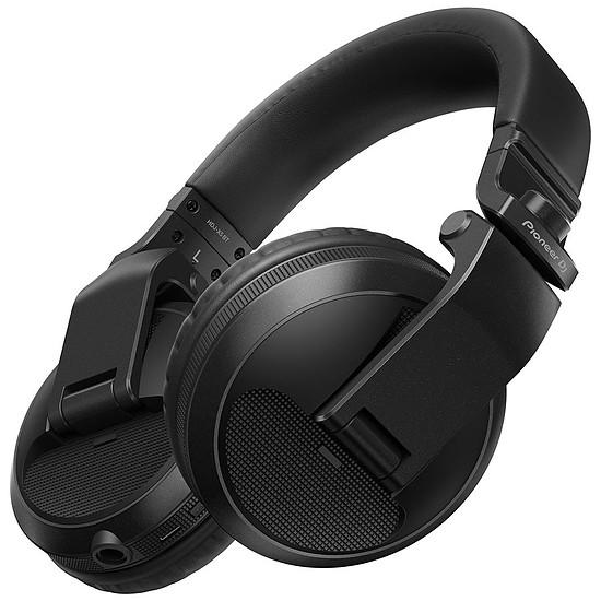 Casque Audio Pioneer DJ HDJ-X5BT Noir - Casque sans fil