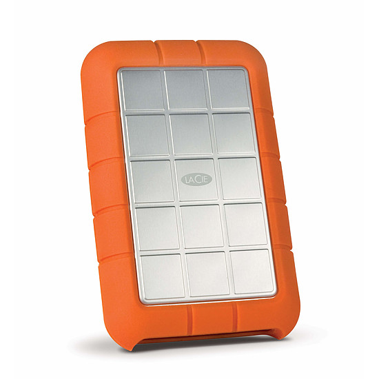 Disque dur externe LaCie Rugged Triple 1 To