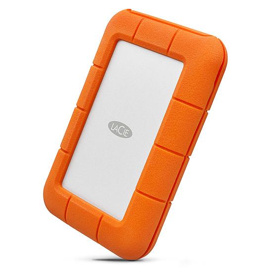 Disque dur externe LaCie Rugged Thunderbolt USB-C SSD - 500 Go
