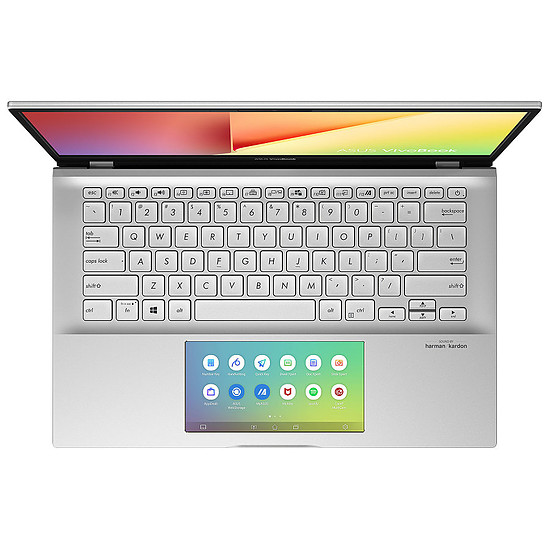 PC portable ASUS Vivobook S432FA-EB008T - Autre vue