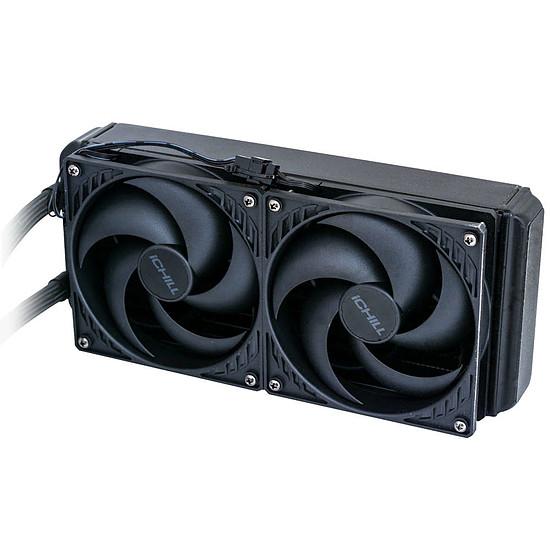 Carte graphique Inno3D GeForce RTX 2080 SUPER iCHILL BLACK - Autre vue