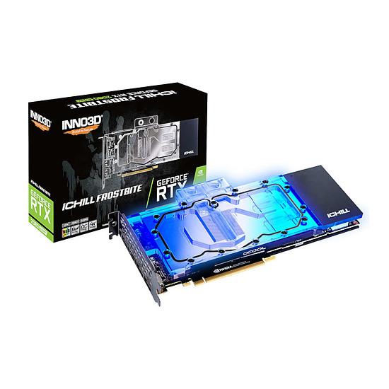 Carte graphique Inno3D GeForce RTX 2080 SUPER iCHILL Frostbite